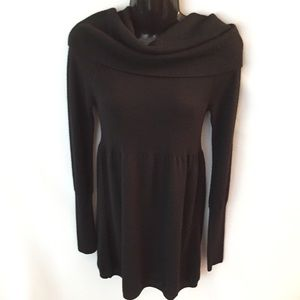Aritzia Talula Sweater Dress Black Small